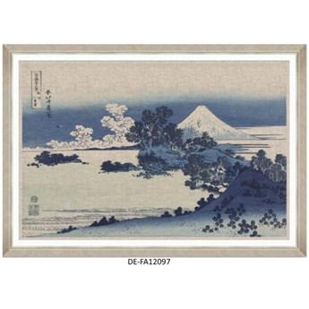 Obraz Shichiri ga hama by Hokusai 100x70 DE-FA12097 MINDTHEGAP DE-FA12097 | SPRAWDŹ RABAT W KOSZYKU !