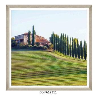 Obraz Sunny Toscana 90x90 DE-FA12311 MINDTHEGAP DE-FA12311