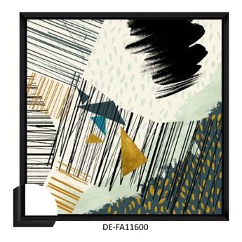 Obraz Marks and Stripes I 70x70 DE-FA11600 MINDTHEGAP DE-FA11600 | SPRAWDŹ RABAT W KOSZYKU !