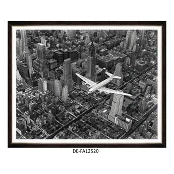 Obraz Flying over New York 70x57 DE-FA12520 MINDTHEGAP DE-FA12520 | SPRAWDŹ RABAT W KOSZYKU !