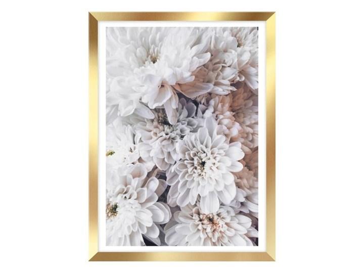 Obraz Art Dahlias 30 x 40 cm Kolor Biały Wymiary 30x40 cm