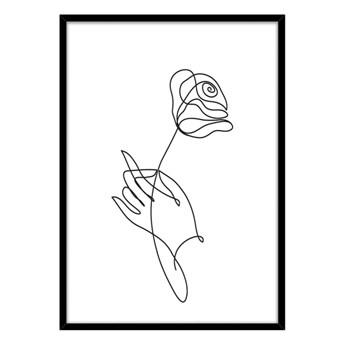 Obraz Beauty Flower 30 x 40 cm