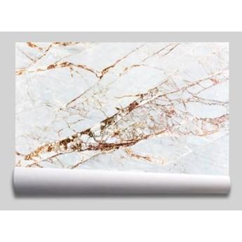 tapeta biały Marmur