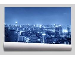 Fototapeta miasto w nocy
