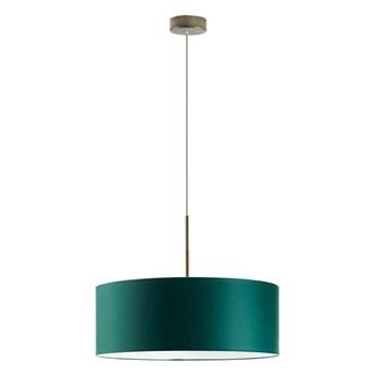 Lampa wisząca do jadalni SINTRA fi - 50 cm - kolor zieleń butelkowa WYSYŁKA 24H