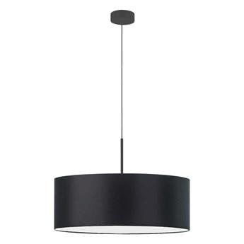 Czarna lampa wisząca SINTRA fi - 60 cm - kolor czarny WYSYŁKA 24H
