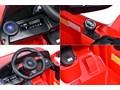 Samochodzik PORSCHE czerwony Pojazdy elektryczne Jeździki