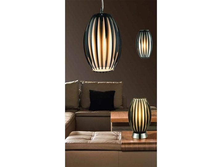 Lampa stołowa Elba AZzardo Styl Nowoczesny Wysokość 30 cm Lampa dekoracyjna Lampa z kloszem Kategoria Lampy stołowe