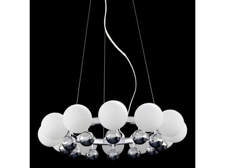Lampa Esperanza AZzardo Metal Szkło Lampa z kloszem Styl Vintage