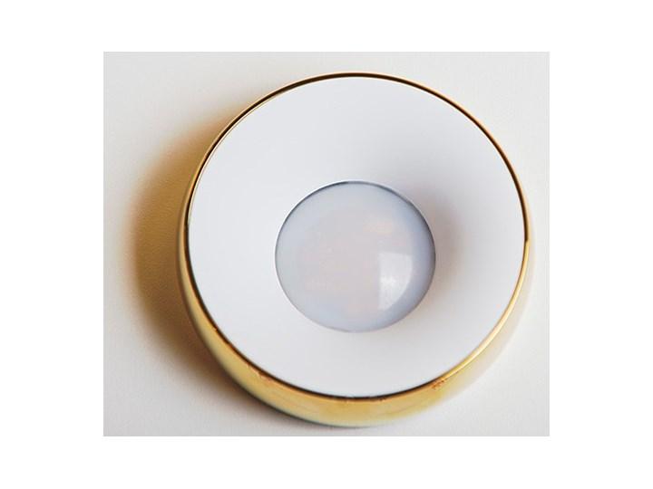 ADAMO MIDST GOLD Oprawa stropowa Okrągłe Kategoria Oprawy oświetleniowe Oprawa led Kolor Złoty