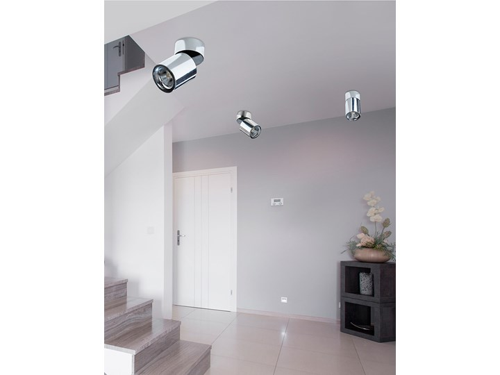 SIENA 10W Kategoria Oprawy oświetleniowe Oprawa led Oprawa stropowa Okrągłe Kolor Szary