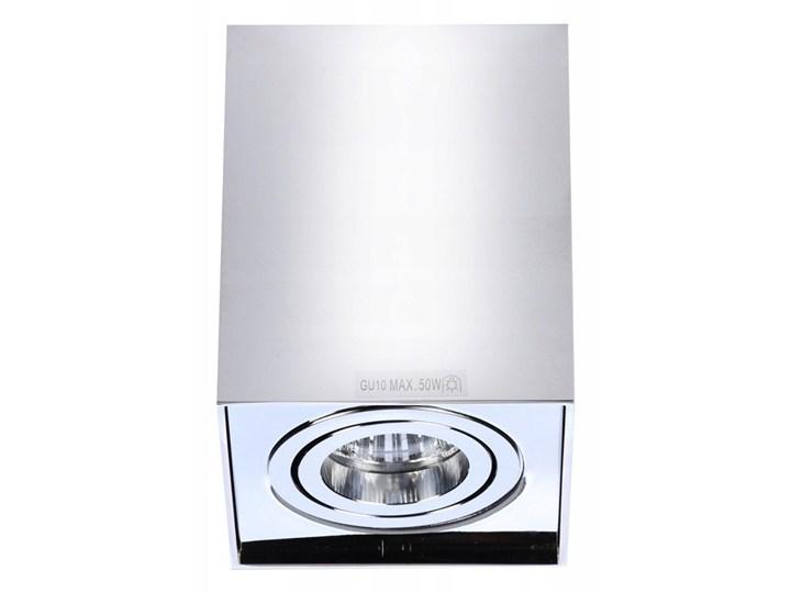 ELOY 1 Kwadratowe Kategoria Oprawy oświetleniowe Oprawa stropowa Oprawa led Kolor Czarny