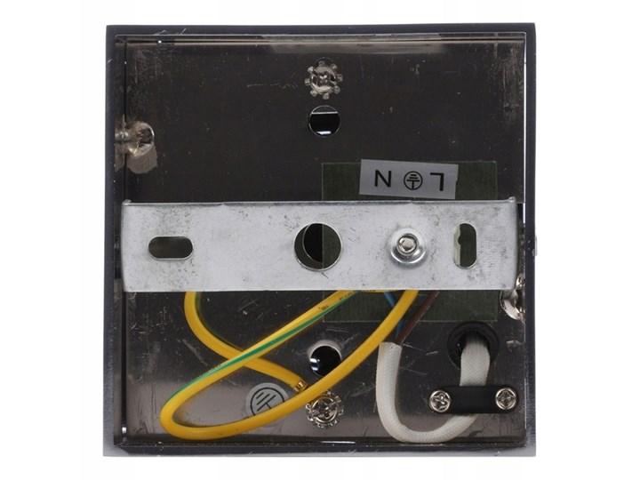 ELOY 1 Oprawa stropowa Kategoria Oprawy oświetleniowe Oprawa led Kwadratowe Kolor Czarny
