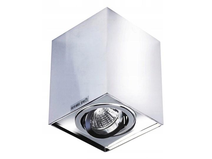 ELOY 1 Kwadratowe Kategoria Oprawy oświetleniowe Oprawa led Oprawa stropowa Kolor Czarny