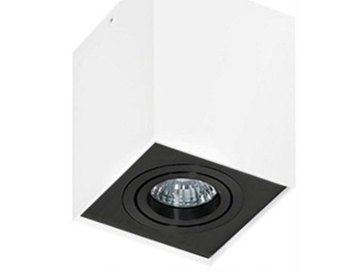 ELOY 1 Oprawa stropowa Kwadratowe Kategoria Oprawy oświetleniowe Oprawa led Kolor Czarny