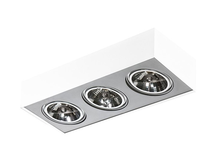 Paulo 3 230V Oprawa led Oprawa stropowa Prostokątne Kategoria Oprawy oświetleniowe