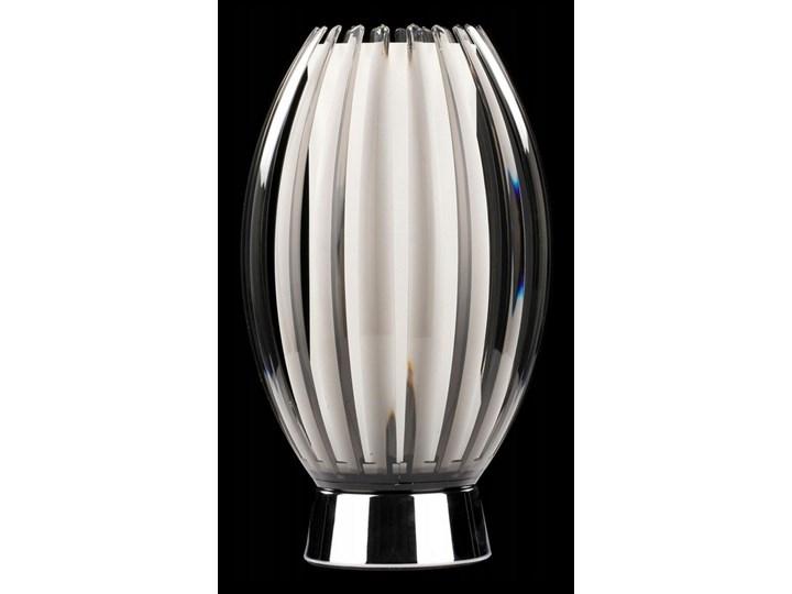 Lampa stołowa Elba AZzardo Lampa z kloszem Lampa dekoracyjna Wysokość 30 cm Kategoria Lampy stołowe Styl Vintage