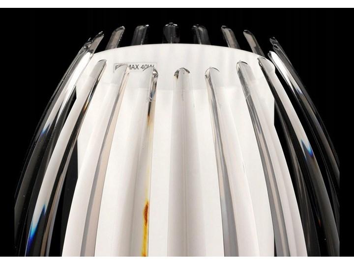 Lampa stołowa Elba AZzardo Styl Nowoczesny Lampa dekoracyjna Lampa z kloszem Wysokość 30 cm Kategoria Lampy stołowe