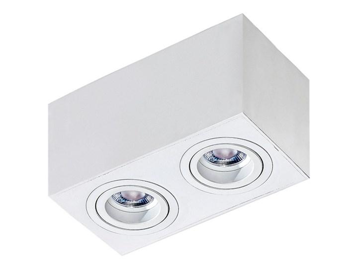 BRANT 2 SQUARE Oprawa stropowa Oprawa led Prostokątne Kategoria Oprawy oświetleniowe