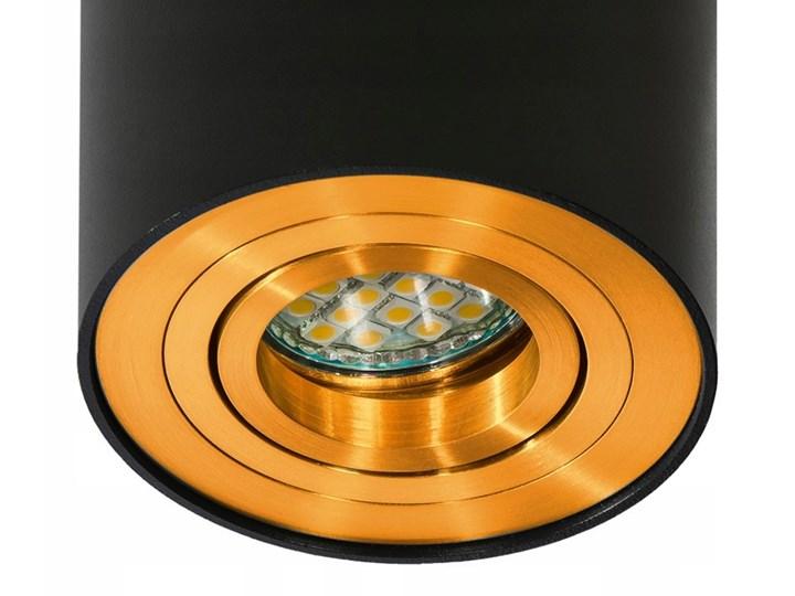 BROSS 1 Kategoria Oprawy oświetleniowe Okrągłe Oprawa stropowa Oprawa led Kolor Czarny