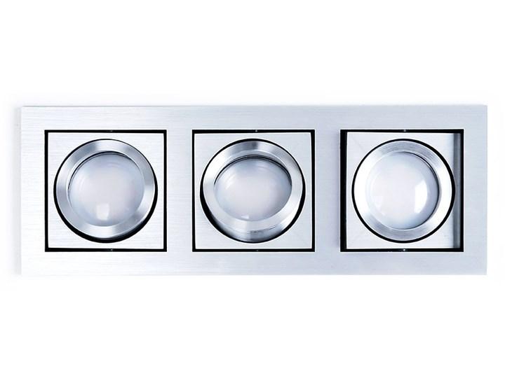 Paco 3 Oprawa stropowa Prostokątne Oprawa wpuszczana Kategoria Oprawy oświetleniowe