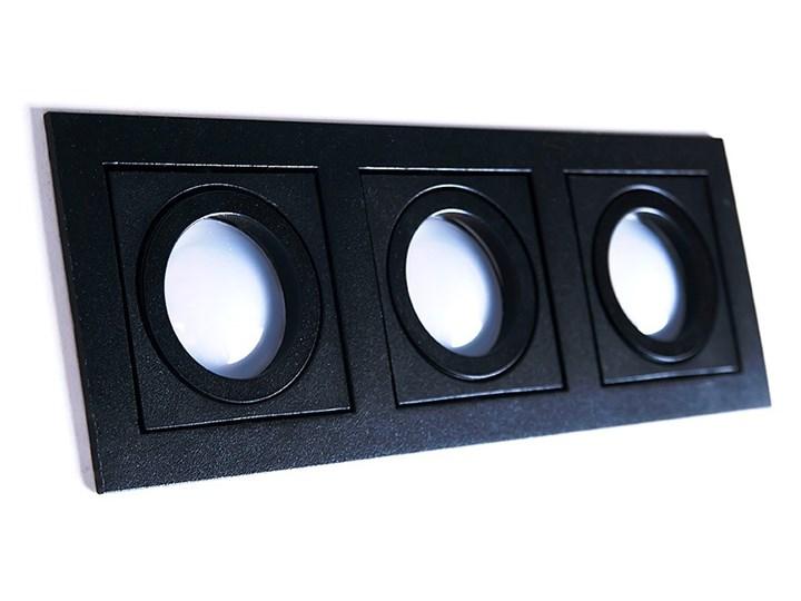 Paco 3 Oprawa wpuszczana Oprawa stropowa Prostokątne Kategoria Oprawy oświetleniowe