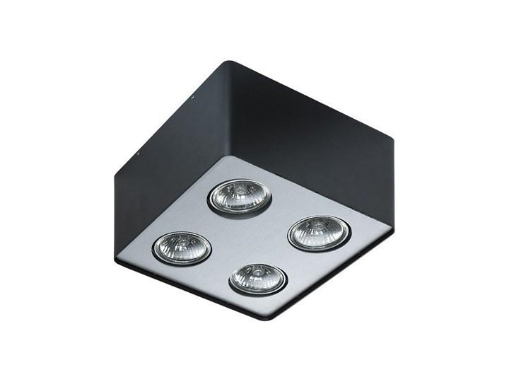 Lampa techniczna Nino 4 Kwadratowe Oprawa stropowa Oprawa led Kategoria Oprawy oświetleniowe