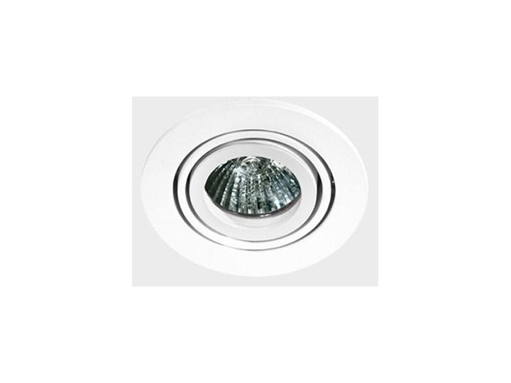 Lampa techniczna Carlo Oprawa wpuszczana Kategoria Oprawy oświetleniowe Okrągłe Oprawa stropowa Kolor Szary