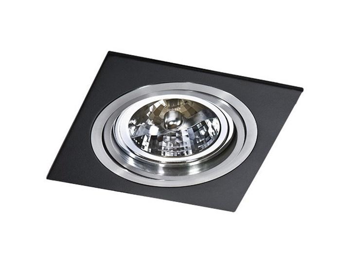 Siro 1 Kwadratowe Oprawa wpuszczana Oprawa stropowa Kategoria Oprawy oświetleniowe