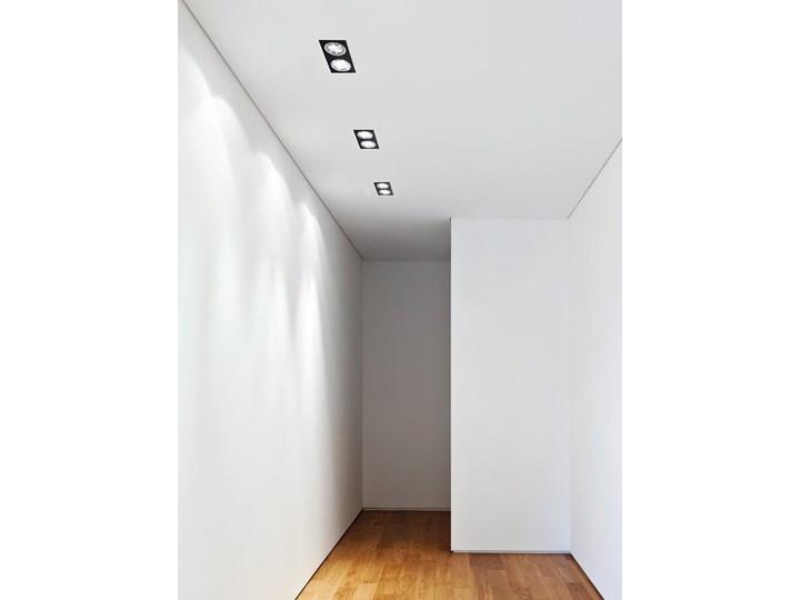 Siro 1 Kwadratowe Oprawa wpuszczana Kategoria Oprawy oświetleniowe Oprawa stropowa Kolor Czarny