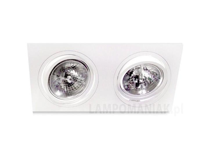 Siro 2 Prostokątne Oprawa wpuszczana Oprawa stropowa Kategoria Oprawy oświetleniowe