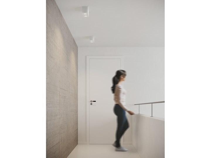 BRANT 2 SQUARE Oprawa stropowa Prostokątne Oprawa led Kategoria Oprawy oświetleniowe Kolor Czarny