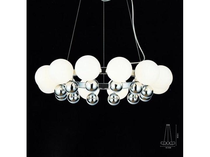 Lampa Esperanza AZzardo Lampa z kloszem Szkło Metal Kategoria Lampy wiszące