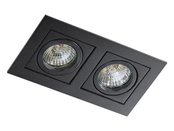 Paco 2 Kategoria Oprawy oświetleniowe Oprawa led Prostokątne Oprawa stropowa Kolor Czarny