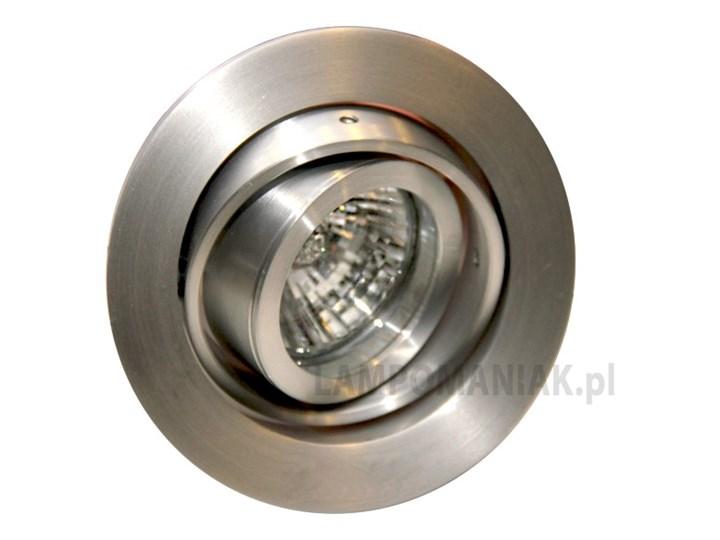 Lampa techniczna Carlo Kategoria Oprawy oświetleniowe Oprawa stropowa Okrągłe Oprawa wpuszczana Kolor Szary