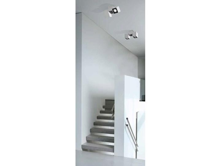 Lampa techniczna Flavio 2 Oprawa halogenowa Kwadratowe Oprawa stropowa Kategoria Oprawy oświetleniowe