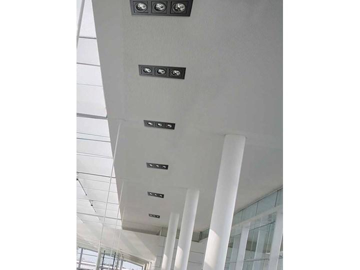 Paco 3 Oprawa wpuszczana Kategoria Oprawy oświetleniowe Prostokątne Oprawa stropowa Kolor Czarny