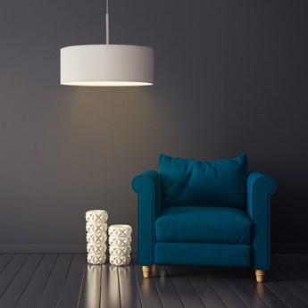 Designerska lampa wisząca SINTRA fi - 50 cm - kolor biały WYSYŁKA 24H