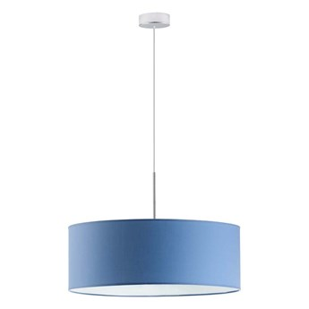Żyrandol do pokoju dziecka SINTRA fi - 60 cm - kolor niebieski WYSYŁKA 24H
