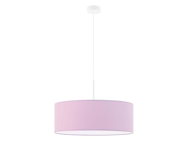 Lampa wisząca dla dzieci SINTRA fi 60 cm kolor jasny fioletowy WYSYŁKA 24H