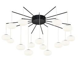 Lampa sufitowa nowoczesna ozcan kuchnia  jadalnia salon sypialnia 5677 - 15