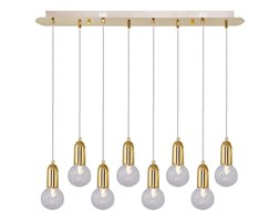 Outlet P2 Nowoczesna lampa wisząca  ozcan salon sypialnia jadalnia 5374-8as lampa lampa