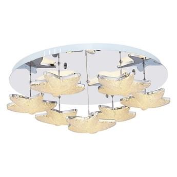 Gwiazdki lampa plafon led ozcan 5377-7 chrom łazienka salon sypialnia mocne światło