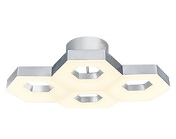 Lampa led plafon ledowy ozcan 5659-4 do łazienki kuchni salonu mocne światło