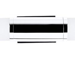 Srebrny  kinkiet sypialnia salon hol przedpokój ozcan 2467-2  lampa