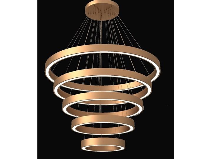 Nowoczesna lampa wisząca żyrandol avonni av-1573-bsa-120-100-80-60 salon sypialnia jadalnia, hotel sala bankietowa