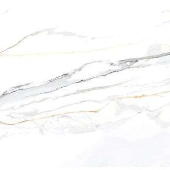 Emporio Calacatta 120x120 Mat płytka imitująca marmur