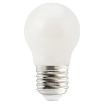 Żarówka LED Diall G45 E27 4,5 W 470 lm mleczna barwa ciepła