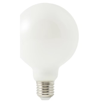 Żarówka LED Diall G95 E27 7,5 W 806 lm mleczna barwa ciepła