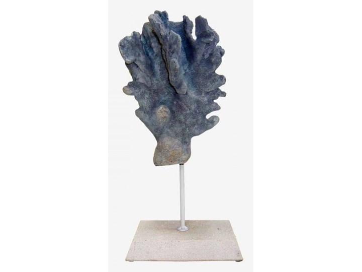 KORALOWIEC SZTUCZNY DEKORACYJNY NA METALOWEJ PODSTAWIE SANTORINI 16x9,5x33cm Kategoria Figury i rzeźby